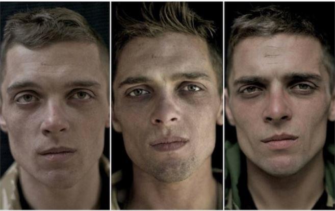 7ヶ月で顔つきが変わった男性