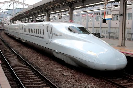 九州新幹線の写真