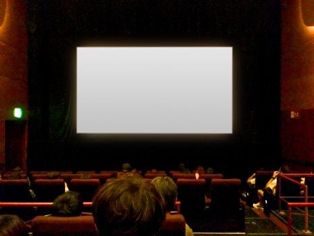 映画館の館内