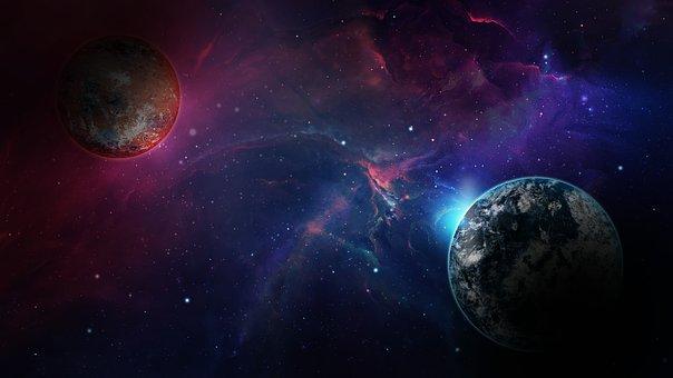 2つの惑星