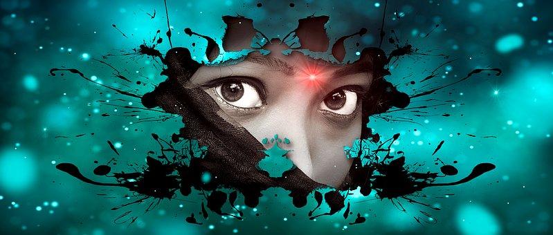 占い師の眼光