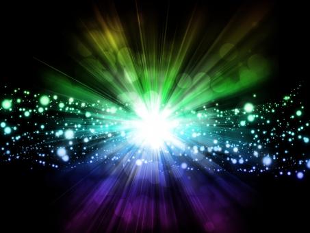 宇宙からのエネルギー