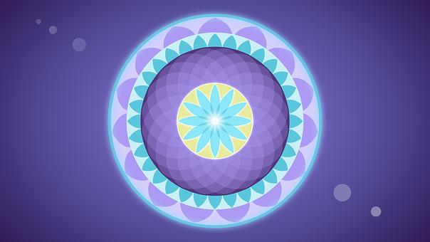 曼荼羅,幾何学模様