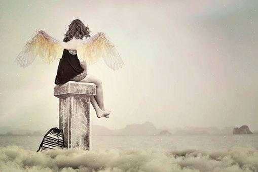 孤独な天使