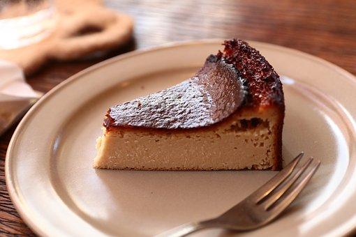 残ってるケーキ